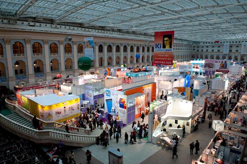 В начале 2010 года в самом центре москвы