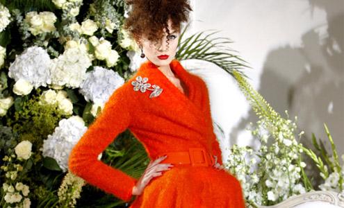 новогодние и вечерние платья 2010