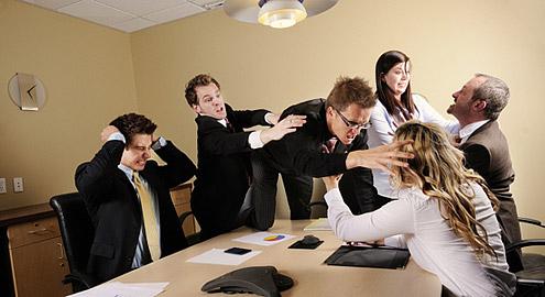 Поведение в конфликтных ситуациях, решение, анализ и управление