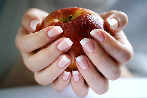 Ваши ногти максимально естественными