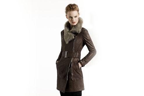 модное пальто 2011