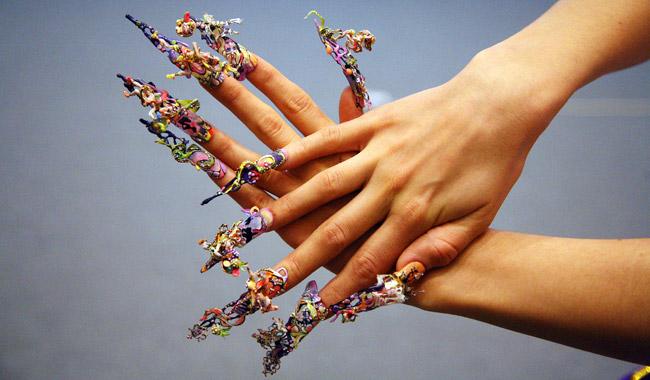 Все для дизайна ногтей. выставки