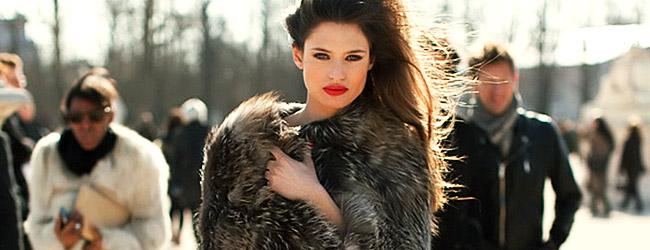 какие шубы и дубленки в моде в 2012 году